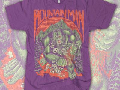 Purple Squatch T-Shirt main photo