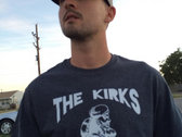 "The Kirks ""New Tyme Music"" T-Shirt photo"