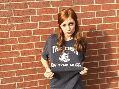 "The Kirks ""New Tyme Music"" T-Shirt main photo"