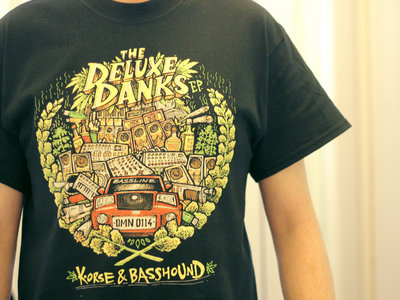 'Deluxe Danks EP' - The T-Shirt main photo
