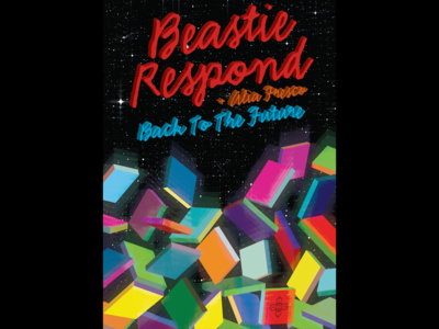 Beastie Respond - Back To The Future A1 Poster (Only ships with other orders) main photo