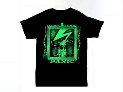 Bat Brains Haunted House Logo T-Shirt main photo