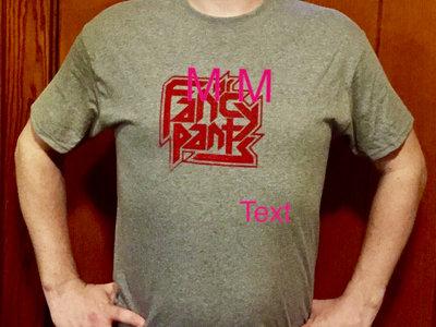 Mr. Fancy Pants T-shirts - read description for details main photo