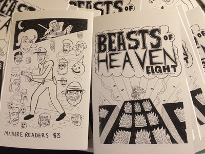 Beasts Of Heaven #8 main photo