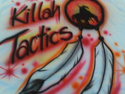 Killah Tactics Airbrushed T-Shirt main photo