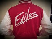 Exiles Varsity Jacket photo