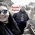 SUICIDAL VAGINAS image