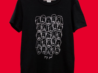 """Faces"" - Limited Edition T-Shirt main photo"