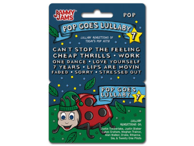 Pop Goes Lullaby 7 - Download Card main photo