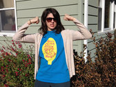 """""""Born With A Yellow Spoon In Your Mouth"""" shirt photo"""