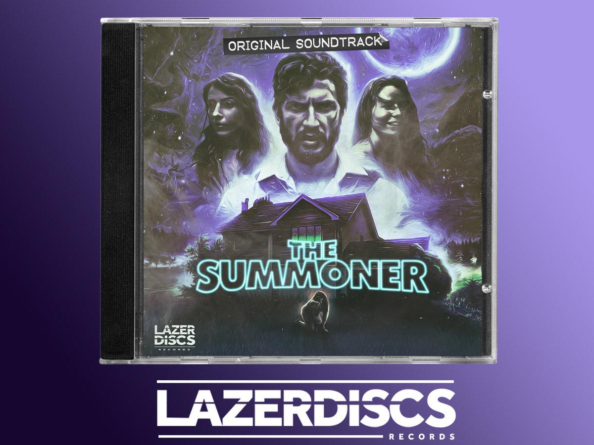 The Summoner - Original Soundtrack   Lazerdiscs Records