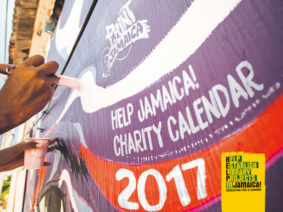 Help Jamaica Calendar 2017 main photo