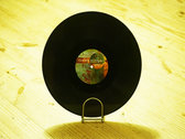 Attic Mornings- EP (vinyl) photo