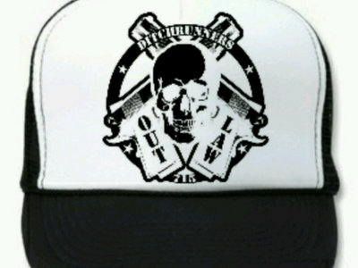Outlaw Trucker hat main photo
