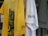 Pilote - 'Banjocat' T Shirt. photo