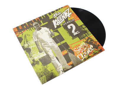 "Self Jupiter & Kenny Segal ""The Kleenrz Present: Season Two"" - 12"" Vinyl LP main photo"