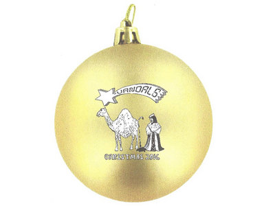 3rd Annual-Limited- The Vandals Collectors Ornament Only $5! main photo