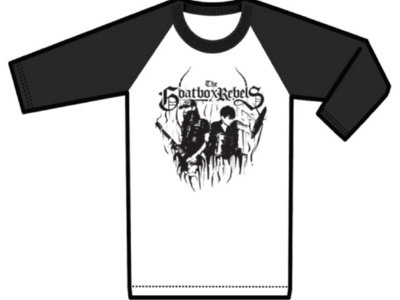 Black Metal Baseball Jersey main photo
