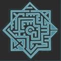 Spiral Labyrinth image