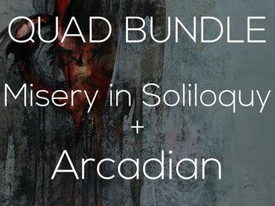 QUAD BUNDLE ~ Arcadian & Misery in Soliloquy Quad Surround main photo
