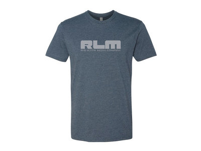 RLM DeLorean logo themed T-Shirt main photo