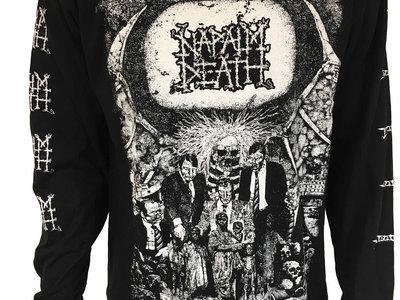 Quot Scum Quot Long Sleeve T Shirt Napalm Death