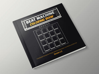 Beat Machine: Coloring Book, Version 2.0 main photo