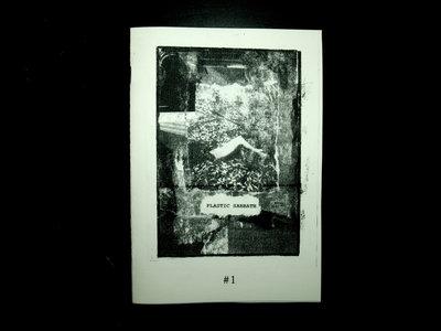 Plastic Sabbath #1 ''Quentin Rhys'' - Art Zine main photo