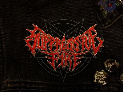 Pentagram Logo Patch main photo