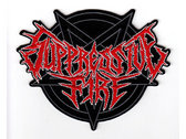 Pentagram Logo Patch photo