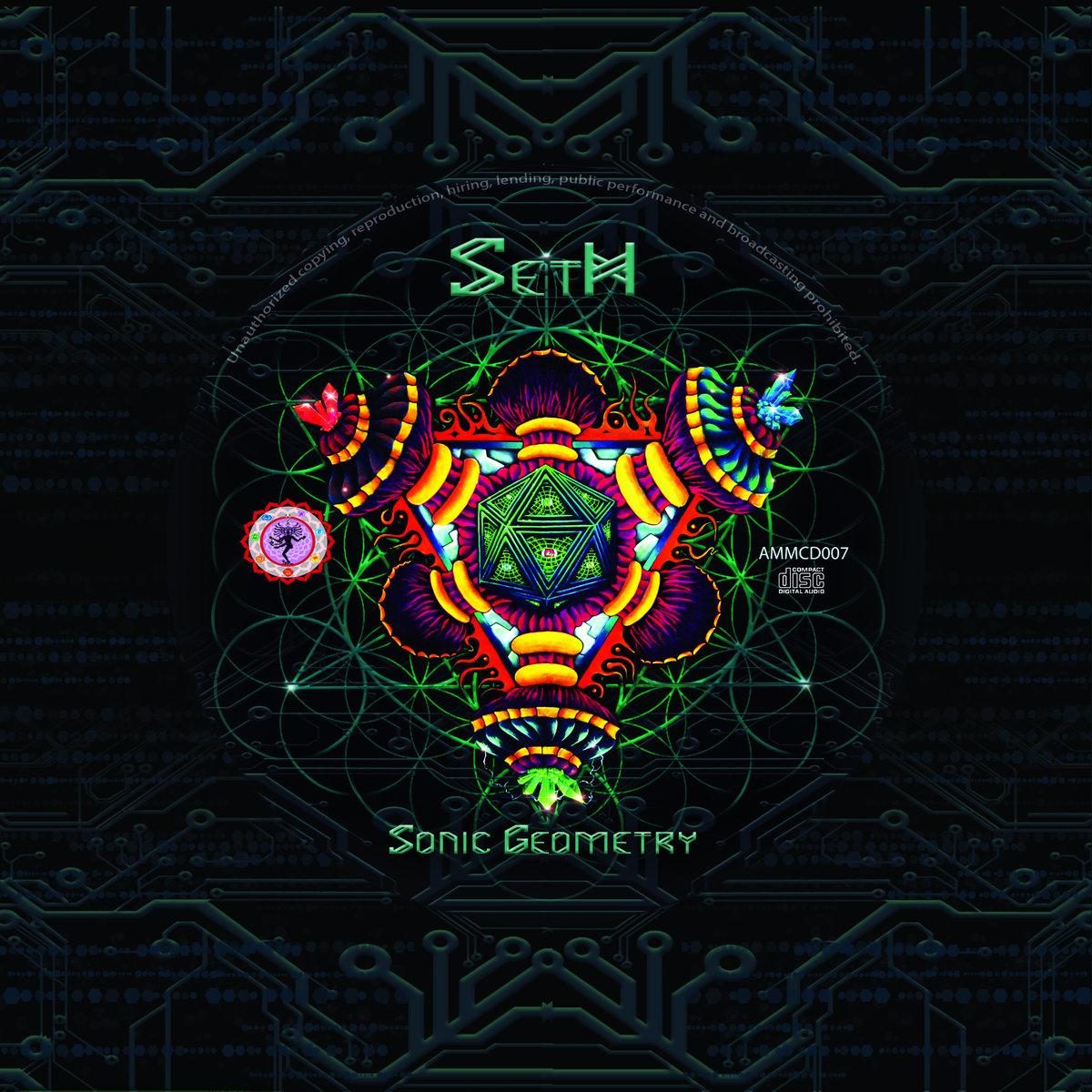 Seth - Sonic Geometry | Active Meditation Music