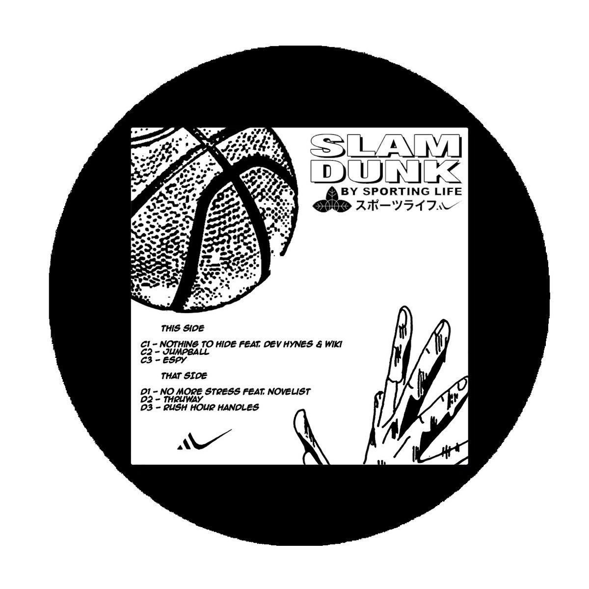 Slam Dunk - Vinyl LP | Sporting Life