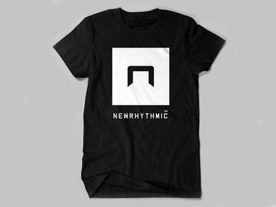 Newrhythmic Black T-Shirt main photo