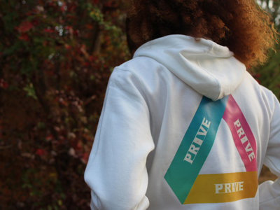✖ Privé Apparel ✖ Trilateral zip down Hoody main photo