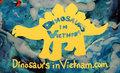 Dinosaurs in Vietnam image