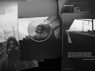 """Brouillard"" LIVRE + CD main photo"