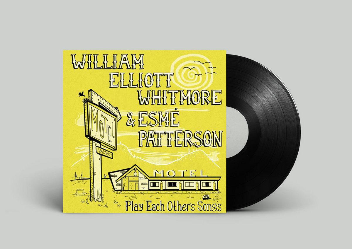 my dearest darkest neighbor vinyl