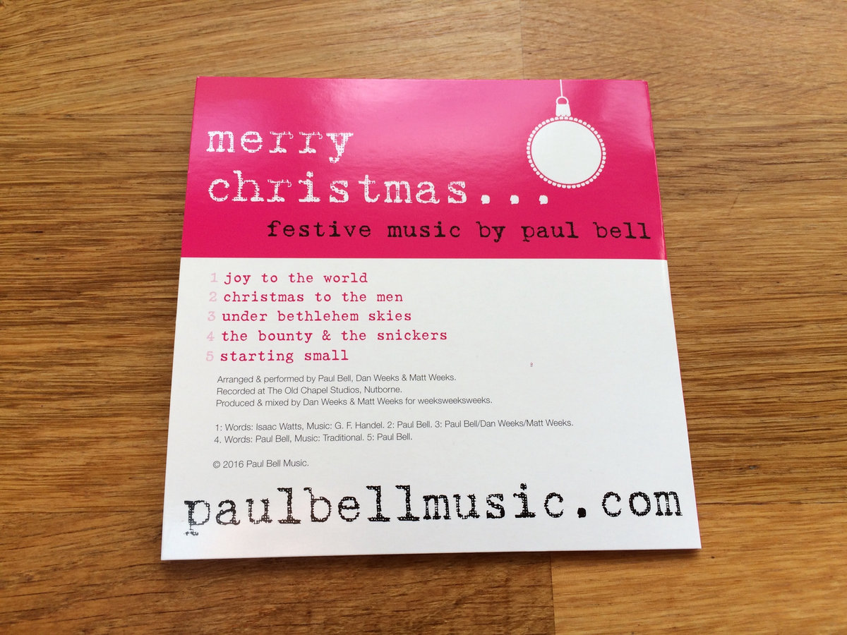 Merry Christmas... | Paul Bell
