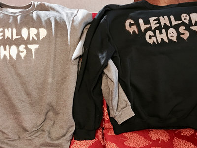 Crew Neck Sweater with Glenlord Ghost main photo