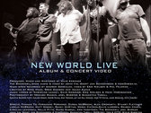 **Signed** Tour Program - New World Live (Limited Edition) photo