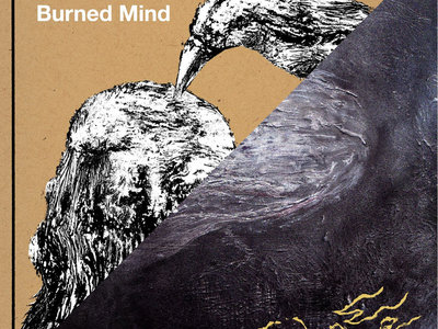 Burned Mind + Human Animal - Compact Disc Combo main photo