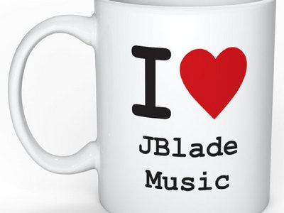 I Heart JBlade Coffee Mug main photo