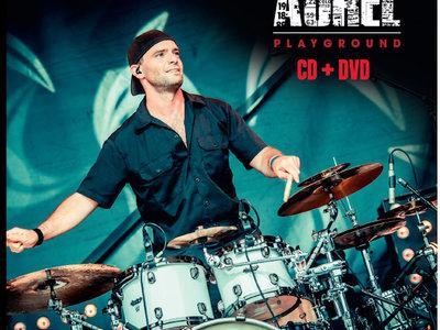 PLAYGROUND DVD (Français) + Audio CD main photo