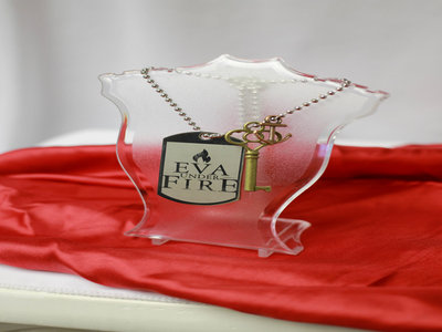Eva Under Fire Official Dog Tag Jewelry (OUT OF STOCK) main photo