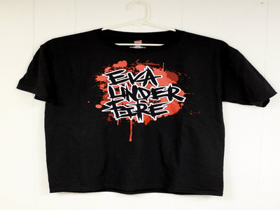 Eva Under Fire Official T-Shirt (OUT OF STOCK) main photo