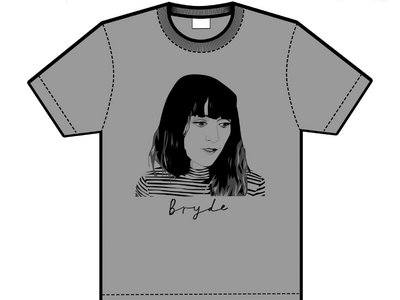 Bryde Illustration T-shirt main photo