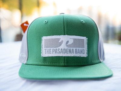 Green & Grey The Pasadena Band 'P' Logo Hat main photo