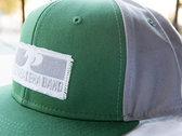 Green & Grey The Pasadena Band 'P' Logo Hat photo