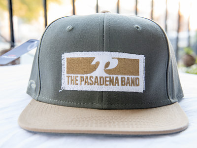 Green with Brown The Pasadena Band 'P' Logo main photo