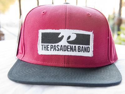 Red with Black The Pasadena Band 'P' Logo main photo